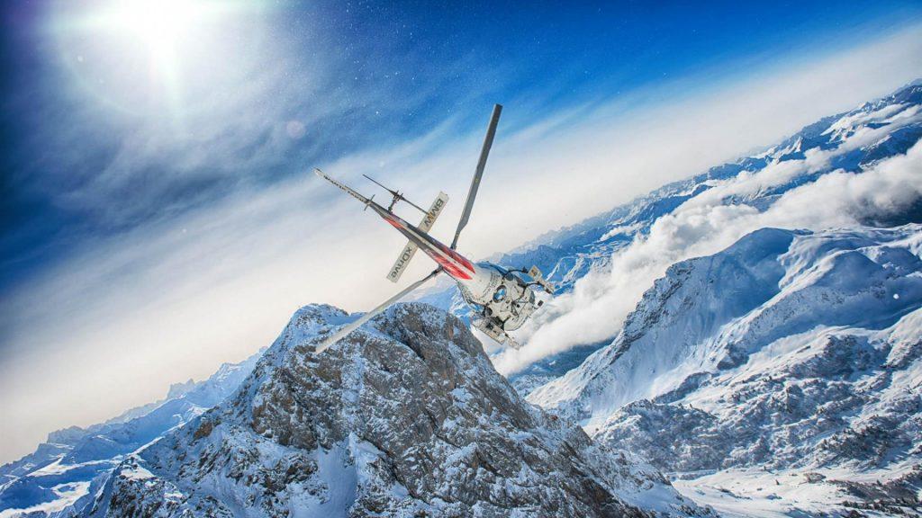 Heliskiing Arlberg