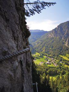 Klettersteig-Kellenegg-Brandnertal