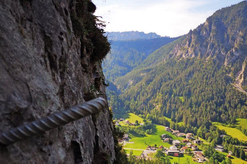 Klettersteig-Kellenegg-im-Brandnertal